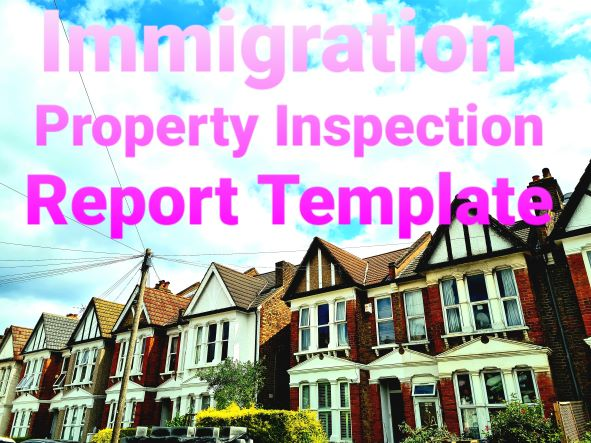 Immigration Property Template